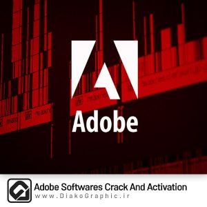 کرک و فعالسازی نرم افزار های ادوبی