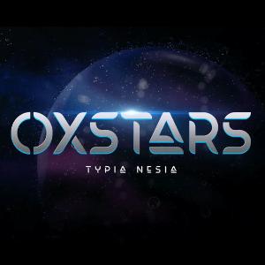 دانلود فونت انگلیسی پریمیوم Oxstars