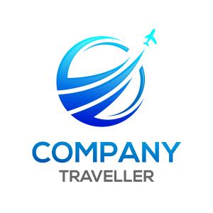 دانلود لایه باز لوگو آژانس های مسافرتی سری دوم
