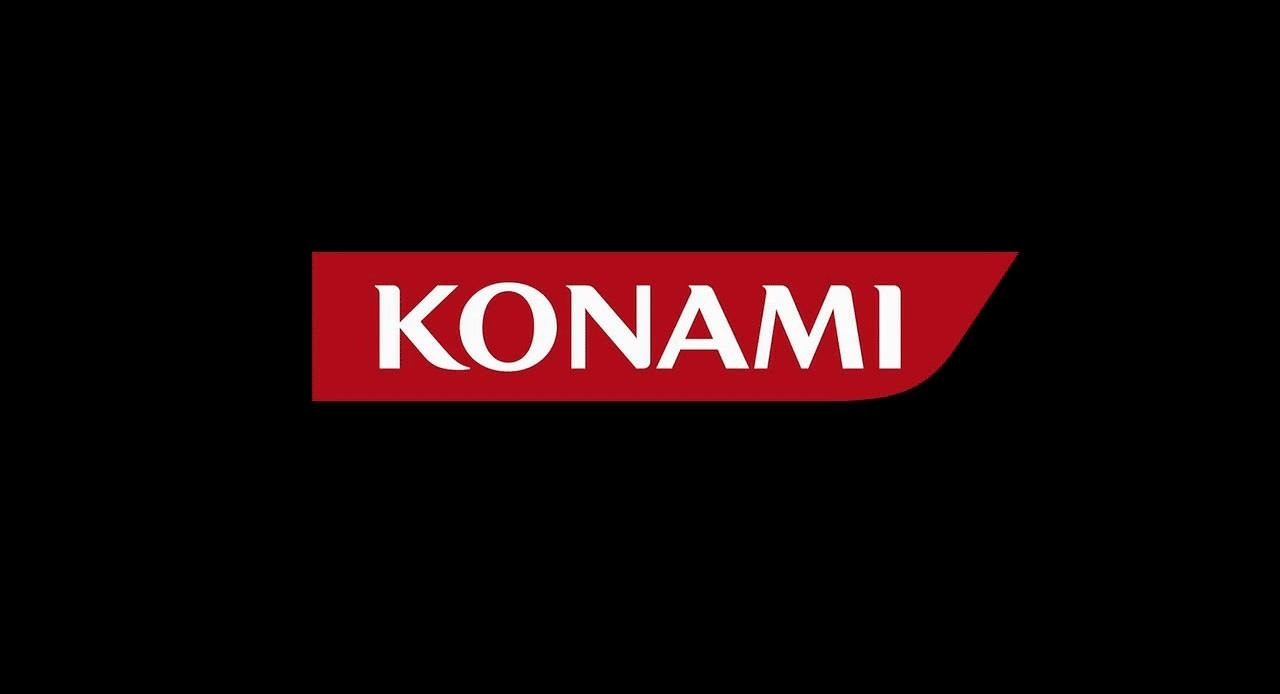 دانلود فونت انگلیسی لوگوتایپ Konami