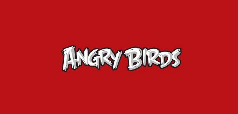 دانلود فونت انگلیسی لوگوتایپ پرندگان خشمگین