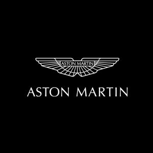 دانلود فونت انگلیسی لوگوتایپ Aston Martin