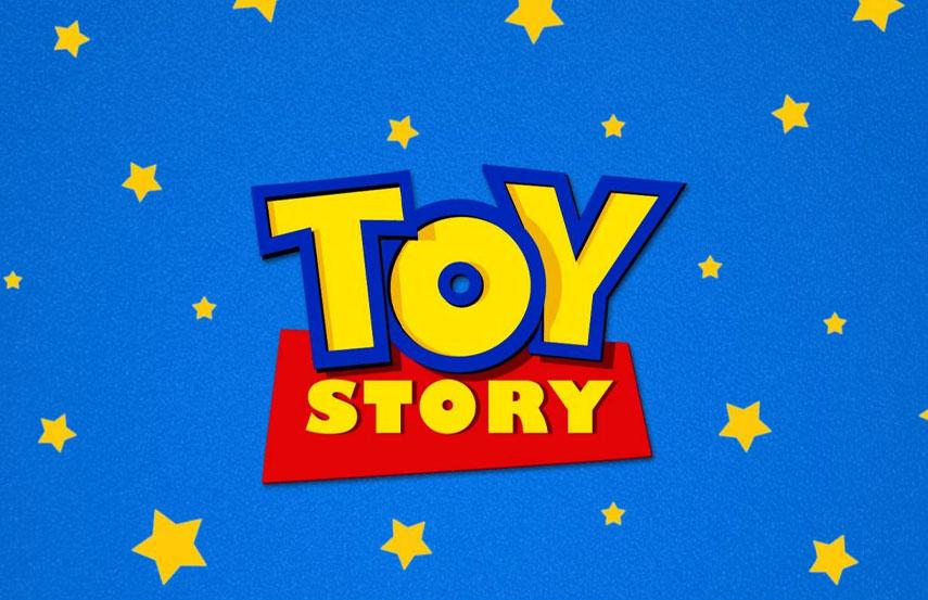 دانلود فونت انگليسي لوگو Toy Story