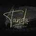 دانلود فونت دستنویس انگلیسی Tanda Font