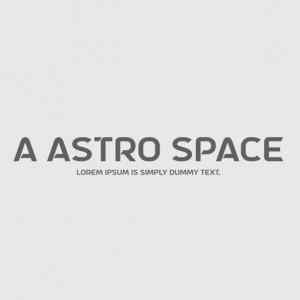 دانلود فونت انگلیسی Astro Space